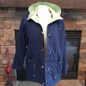 Mackintosh jacket . size small
